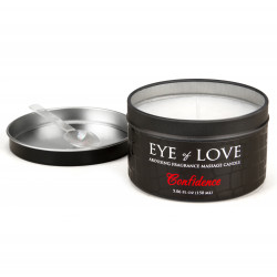 Eye of Love Pheromone Massage Candle for Men-Confidence 150ml