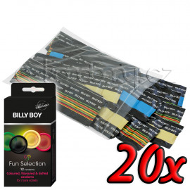 Billy Boy Mix 20ks