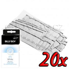 Billy Boy White 20ks