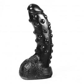 Dark Crystal Black DC22 Dildo 22cm