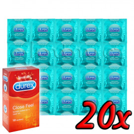 Durex Close Feel 20ks