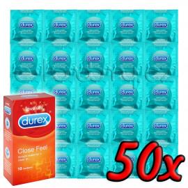 Durex Close Feel 50ks