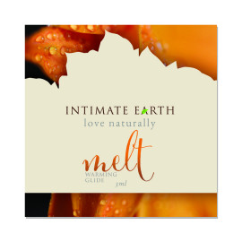 Intimate Earth Melt Warming Glide 3ml