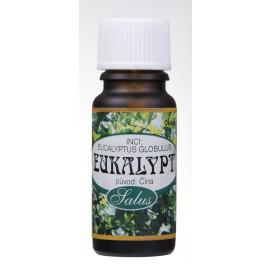 Saloos 100% přírodní esenciální olej Eukalyptus 10ml