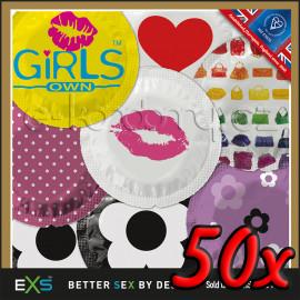 EXS Girls Mix 50ks