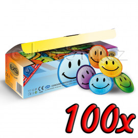 EXS Smiley Face 100ks