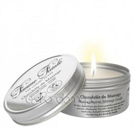 Joydivision Femme Fatale Chandelle du Massage - masážní svíčka - Vanilka 125ml
