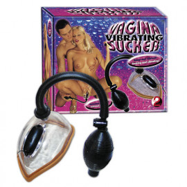 Vagina Sucker Vibrační vakuová pumpa