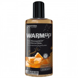 Joydivision WARMup Karamel Masážní olej 150ml