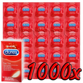 Durex Feel Thin 1000ks
