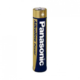 Baterie alkalická Panasonic AAA 1ks