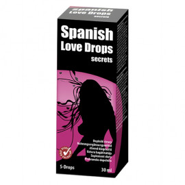 Cobeco Pharma Spanish Love Drops Secret 30ml