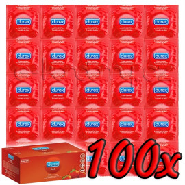 Durex Strawberry 100ks