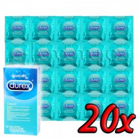 Durex Classic 20ks
