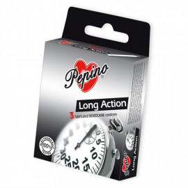 Pepino Long Action 3ks