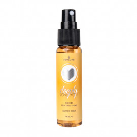 Sensuva Throat Relaxing Spray Butter Rum 30ml