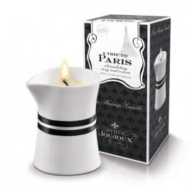 Petits Joujoux Massage Candle A trip to Paris - masážní svíčka 120g