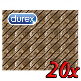Durex London Gold 20ks