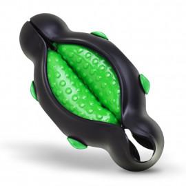 Big Teaze Toys VerSpanken Foam Bumpy Green - Masturbátor