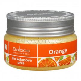 Saloos Bio Kokosová péče - Orange 100 ml