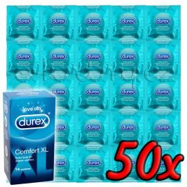 Durex Comfort XL 50ks