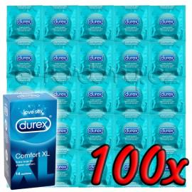 Durex Comfort XL 100ks