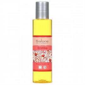 Saloos Erotika - Bio tělový a masážní olej 125ml