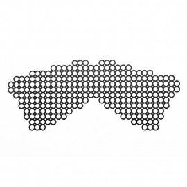 Bijoux Indiscrets Erika Eyemask - Maska na oči