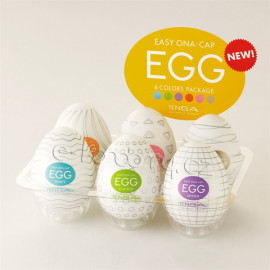 Tenga Egg Mix 6ks