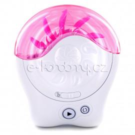 Sqweel 2 Oral Sex Stimulator - Bílý + baterie zdarma!