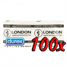 Durex London Wet 100ks