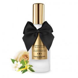 Bijoux Indiscrets Aphrodisia 2 in 1 Scented Silicone Massage and Intimate Gel - Afrodiziakální lubrikační a masážní gel 100ml