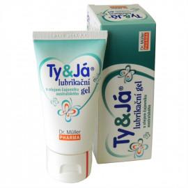 Dr. Müller Ty&Já Lubrikační gel s olejem čajovníku australského 50ml