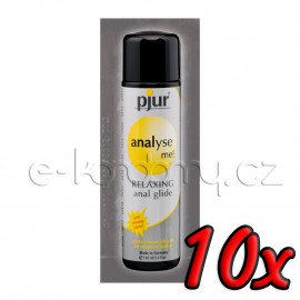 Pjur Analyse Me! 1,5ml 10ks