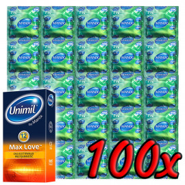 Unimil Max Love 100ks