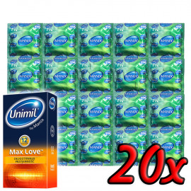 Unimil Max Love 20ks