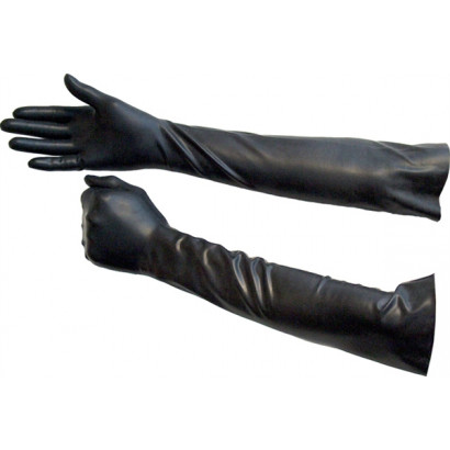Mister B Rubber Gloves Elbow