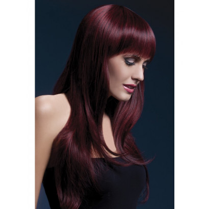 Fever Sienna Wig 42549 - Paruka Black Cherry