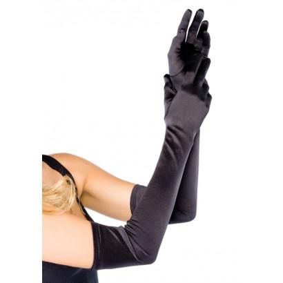 Leg Avenue saténové rukavičky 21
