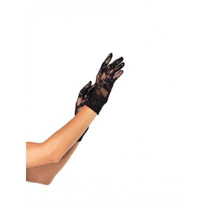 Leg Avenue krajkové rukavičky 187